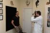 Тигран Альбертович запечатлел на фото изначальное состояние носа Терехина