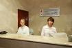 Ресепшн медицинского центра «МераМед»
