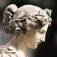 Идеальный профиль женского носа в античном искусстве