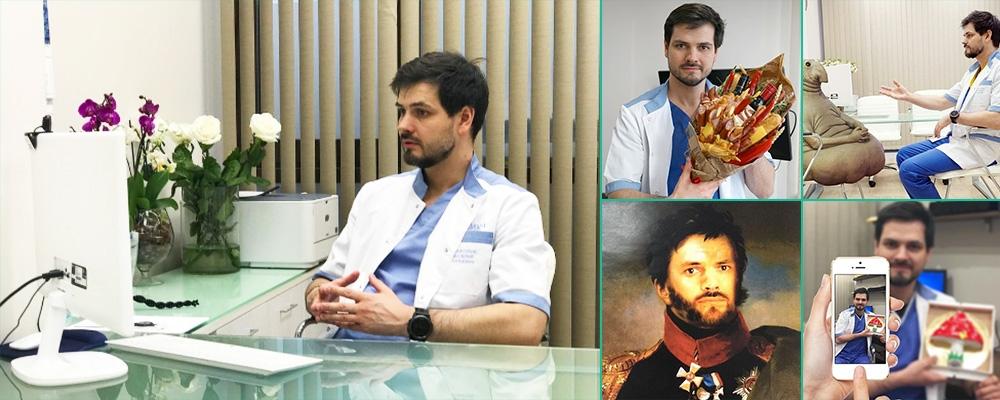 Валерий Стайсупов лучший хирург в Санкт-Петербурге