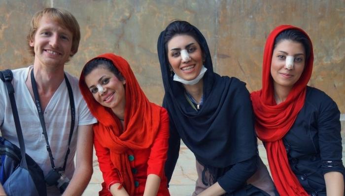 Ринопластика в Иране
